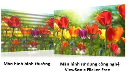 #Công Nghệ Màn Hình Flicker Free Là Gì?